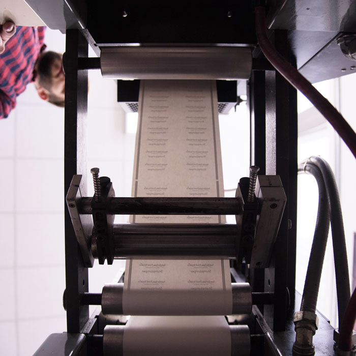 Flexography press