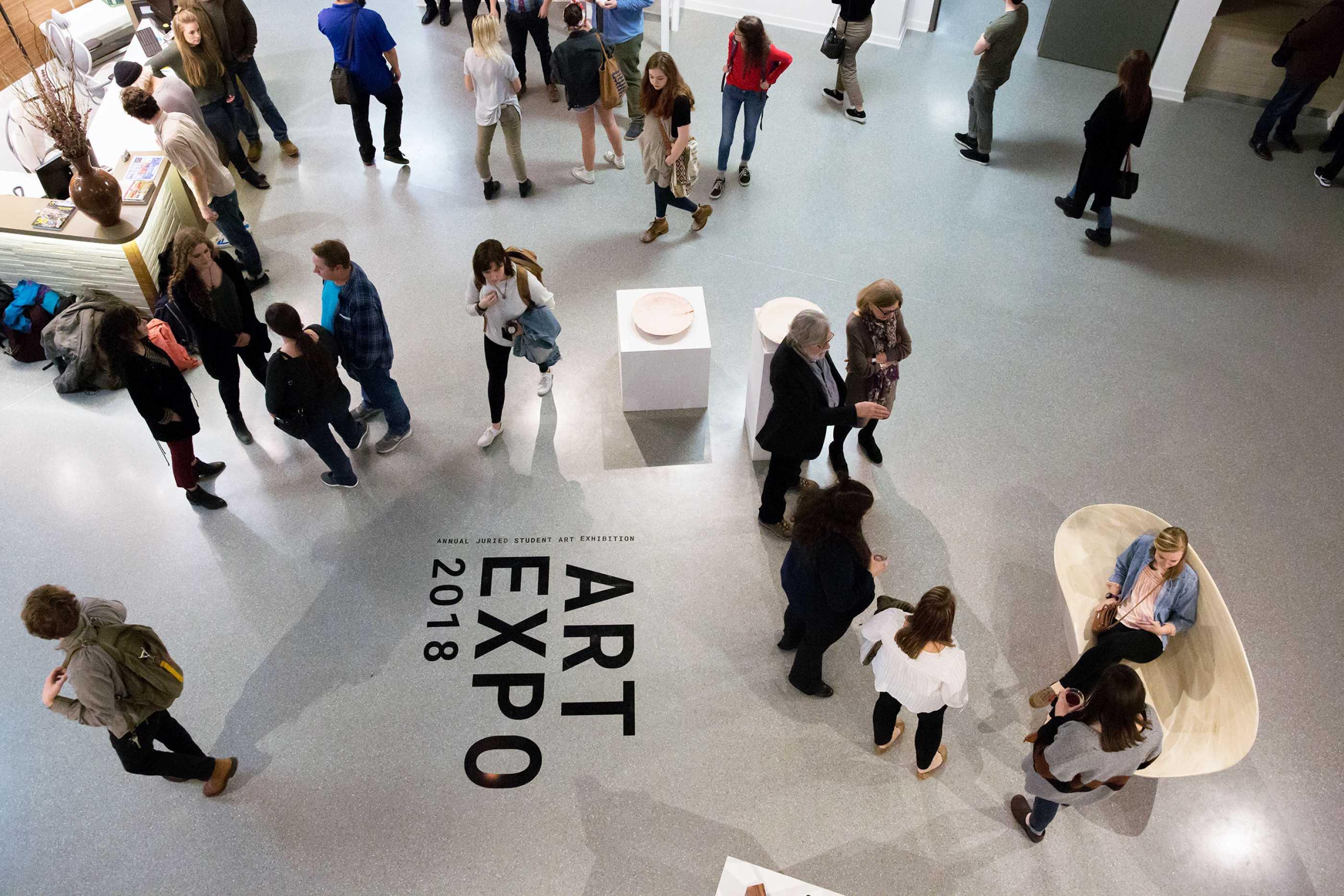 Art Expo Reception