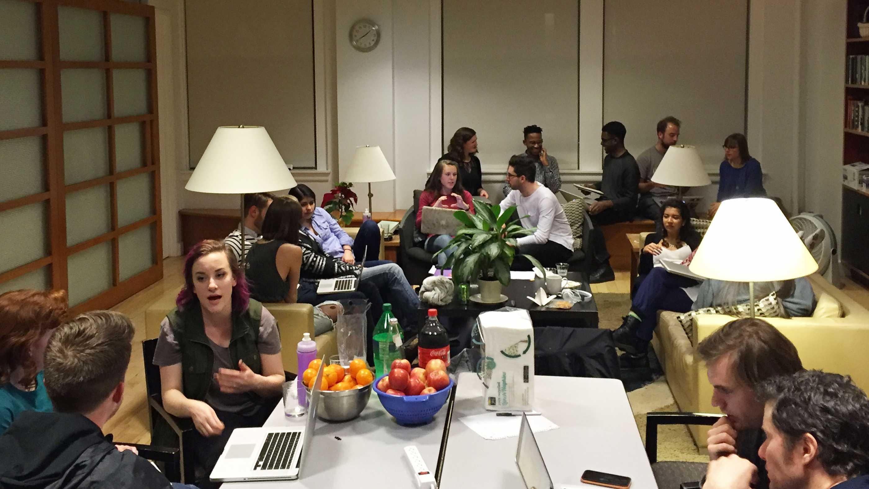 Student / Alumni Review at NY Loft