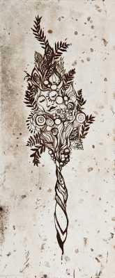 Leah Etching Chiri Paper