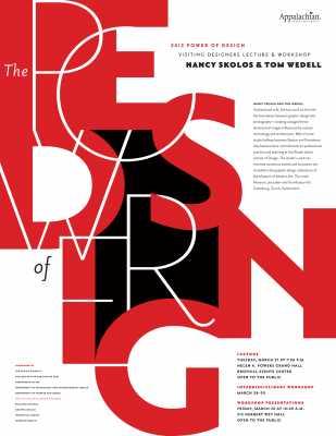 Power of Design 2012 poster