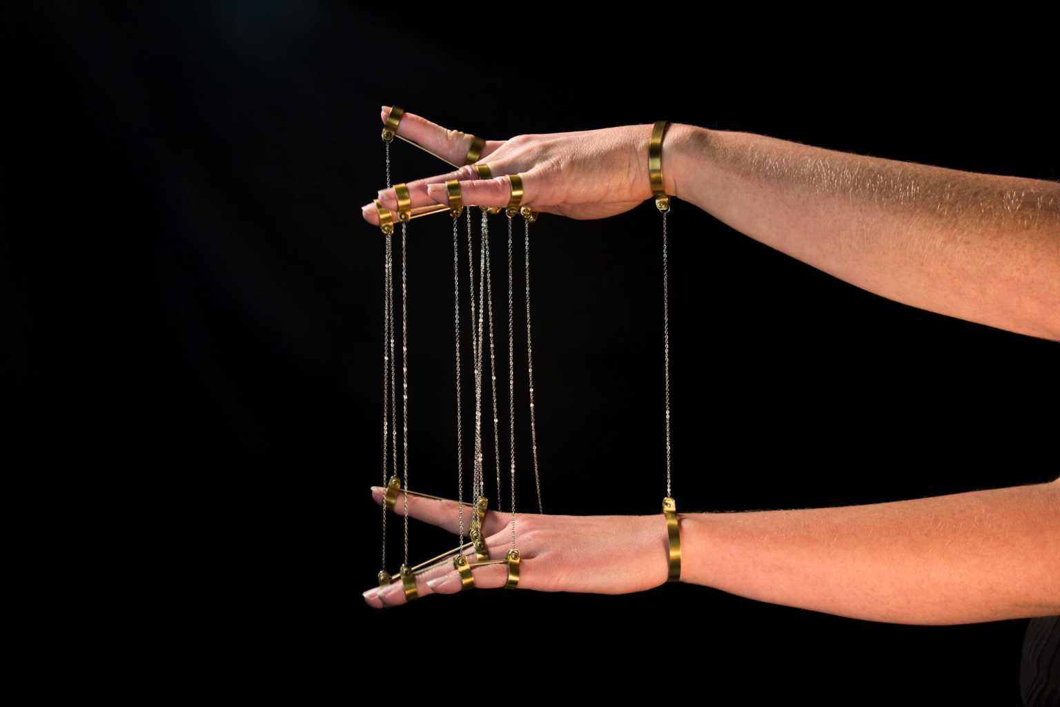 Breaching Tool No. 2: Tether by Thorn Collaborative (Erin Ethridge and Colleen Marie Foley)