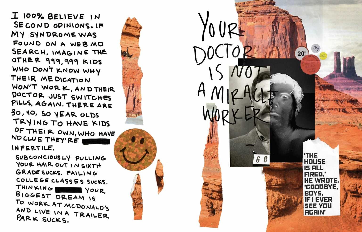 Spread from Misdiagnosis