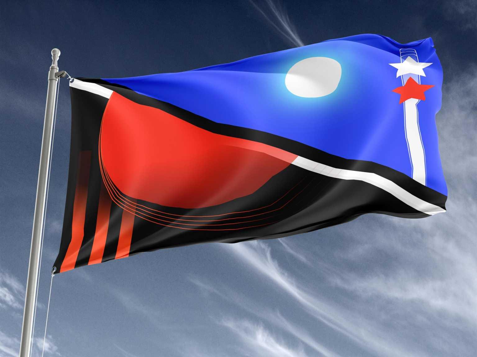 The Last Flag on Earth