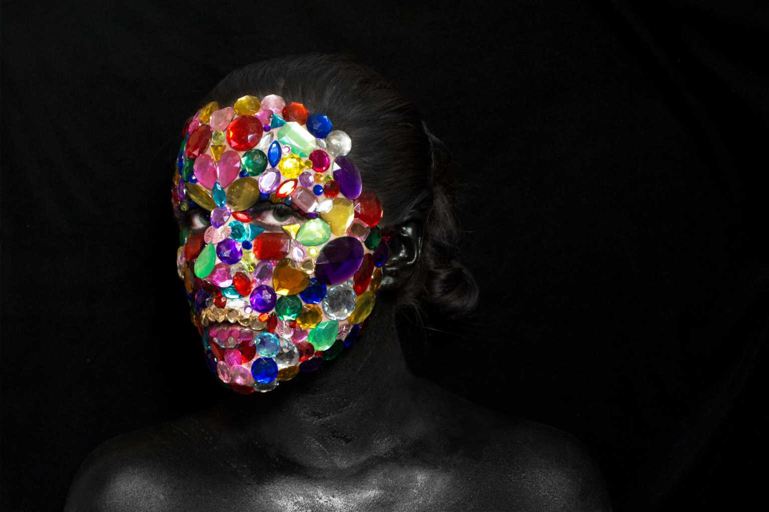 Digital Photographic Design Self Portrait Project