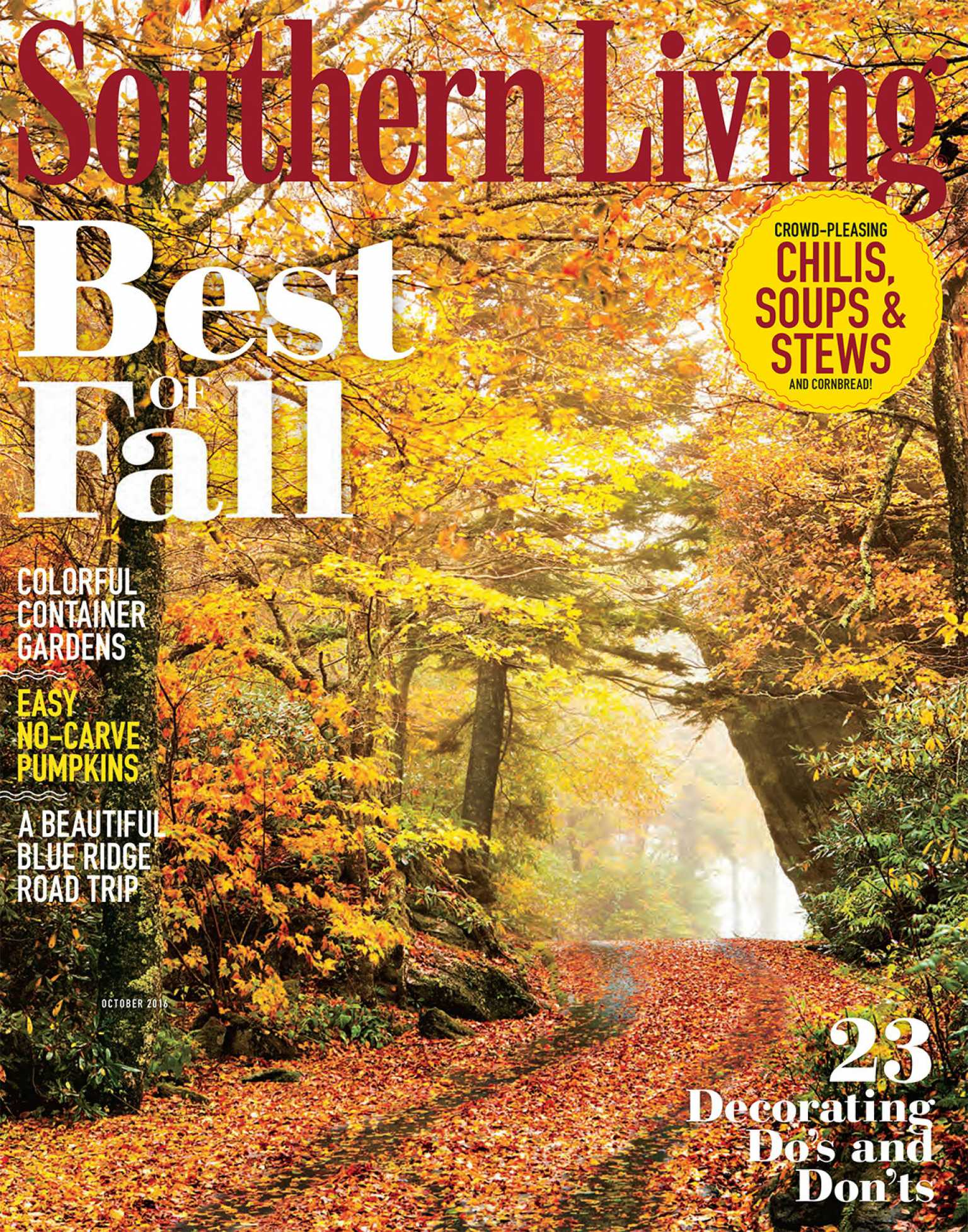 Southern Living Cover